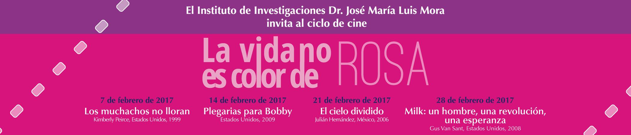 Martes de Cine Club La vida no es color de rosa