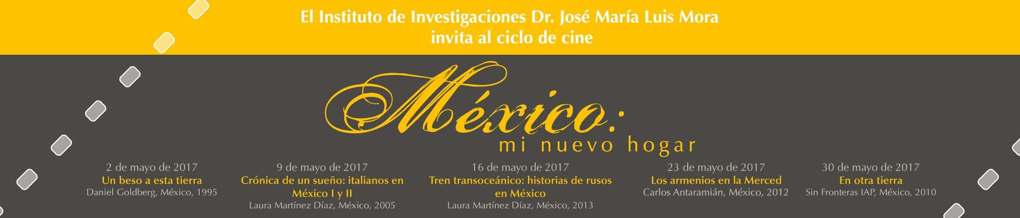 Martes de Cine Club México: mi nuevo hogar