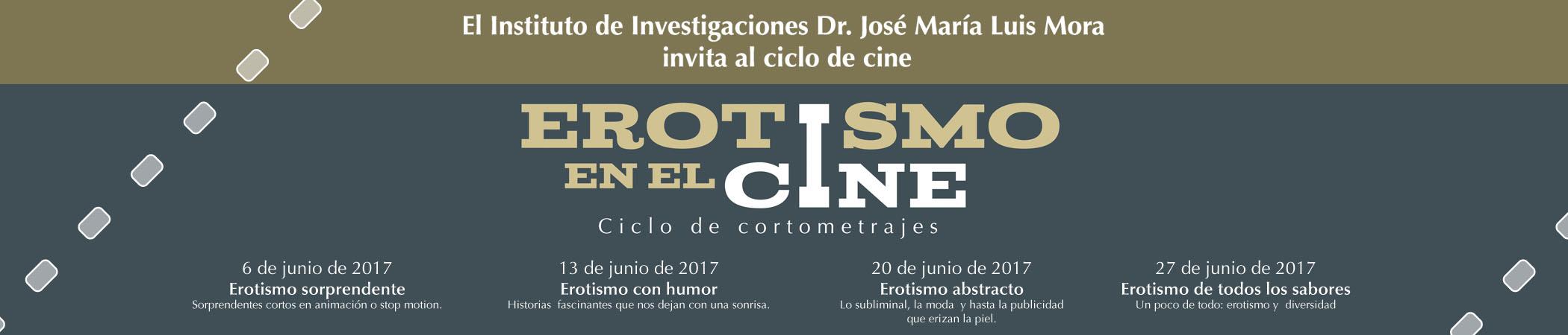 Martes de Cine Club Erotismo en el cine