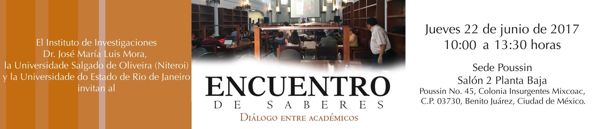Encuentro de saberes: Diálogo entre académicos