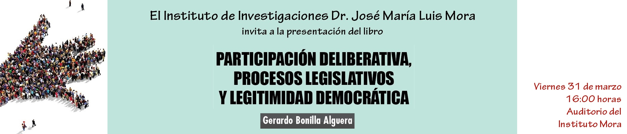 Participación deliberativa, procesos legislativos y legitimidad democrática