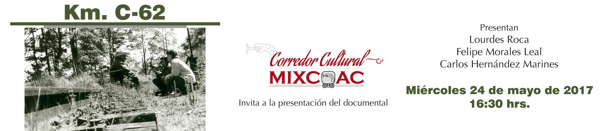 Presentación del documental Km. C-62