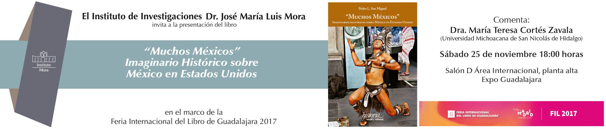 Presentación del libro Muchos Méxicos