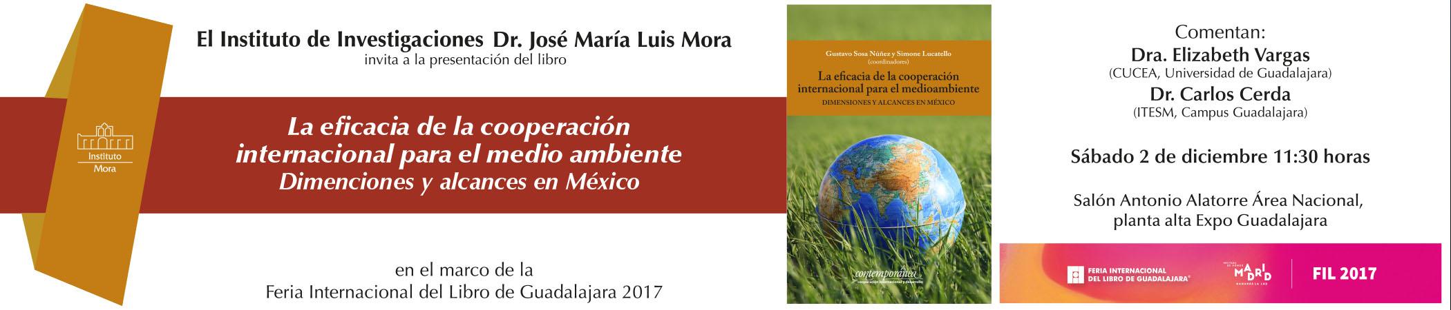 Presentación del libro La eficacia de la cooperación internacional para el medioambiente