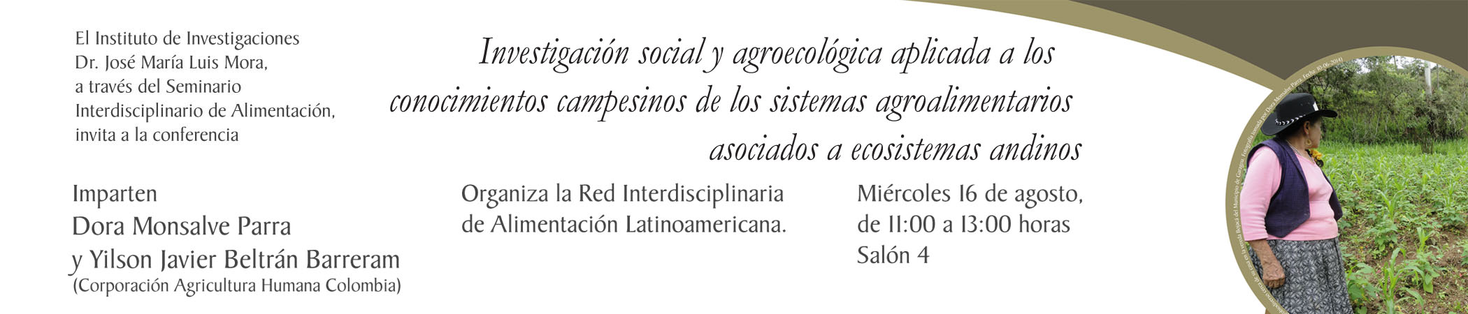 Seminario Interdisciplinario de Alimentación